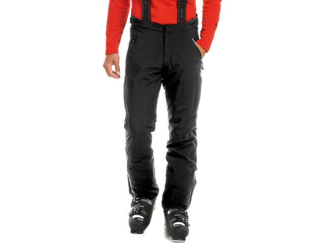 ästhetisches Aussehen Turnschuhe für billige am billigsten Maier Sports Copper MTEX Skihose kurz Herren black